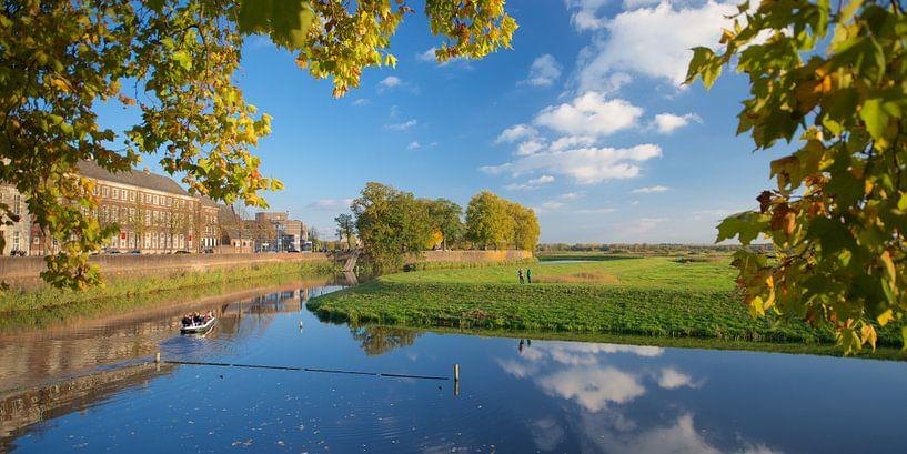 Herfst op de Zuidwal van Kneeke .com
