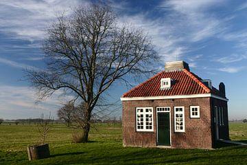 """Historisches Gebäude """"De Misthoorn"""" von Bert Meijerink"""