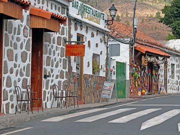 Straße auf Gran Canaria von Ronald Smits