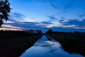 Het blauwe uurtje van Miranda Van Lieshout
