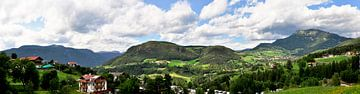 Panorama Oostenrijk van Mees Tempelaar