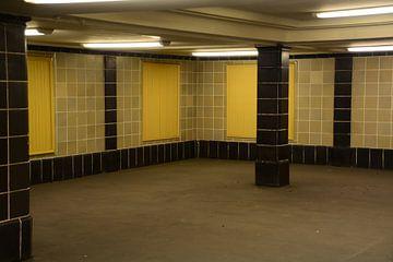 Metrostation van Onno Smit