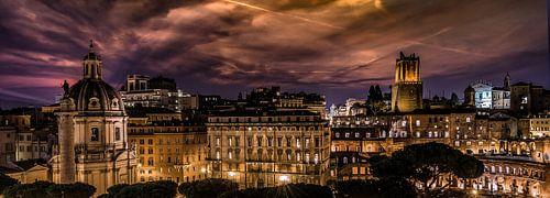 Rom Skyline von Mario Calma