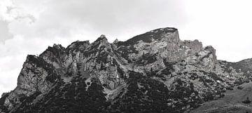 Unbekanntes Felsmassiv von Heiko Obermair
