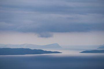 Zee Peloponnesos van Caroline Kalkhoven