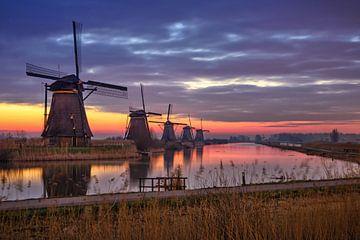 Dutch Sunrise van Martin Podt