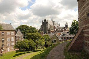 Hooglandse Kerk Leiden van
