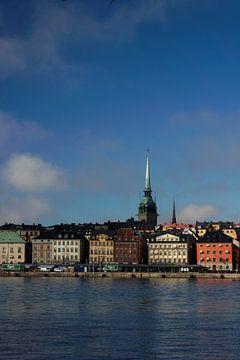 Stockholm gamla stan van Helga van de Kar