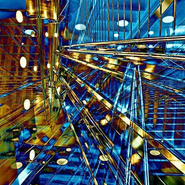 BLUE BERLIN SOUND van Silva Wischeropp