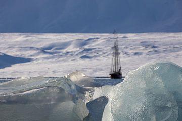 Zeilboot voor Spitsbergen van