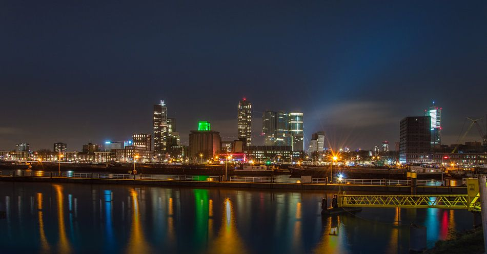 Maashaven, Rotterdam, sereen van Marco Faasse