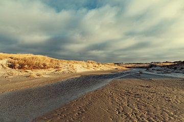 Tagesbeginn am Strand von Annett Mirsberger