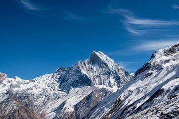 Berge in Nepal von Ellis Peeters