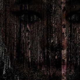 Queen Of The Dark Forest van Maurice Dawson