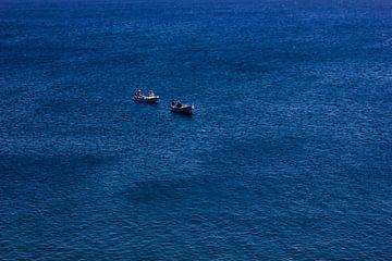 Vissers op zee van Robin Steen