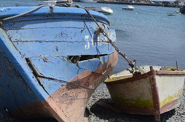 Boot van Onno van Kuik