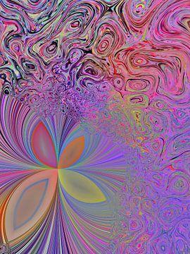 Die Farben von Duft  van Harry Ucksche