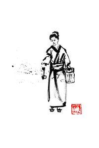 uchimizu 02 von Péchane Sumie