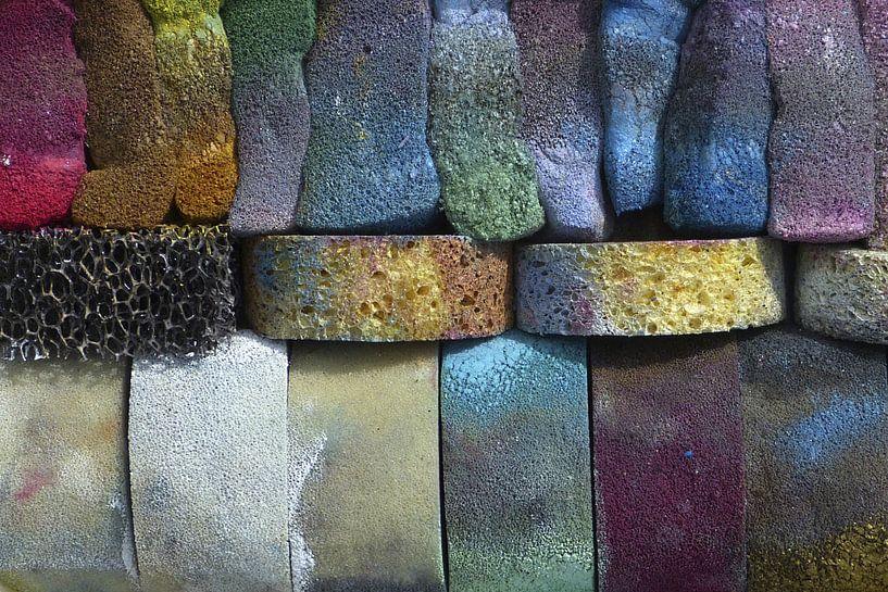 Make-up sponges van Harry Hadders