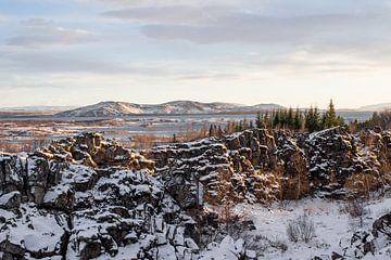Þingvellir von Margo Smit