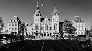 Rijksmuseum Amsterdam van