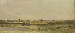 Landschaft, Charles-François Daubigny