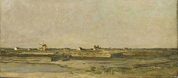 Landschap, Charles-François Daubigny sur