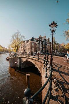 Summer in Amsterdam van