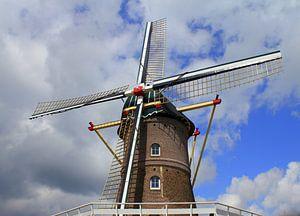 De Hollandse molen.
