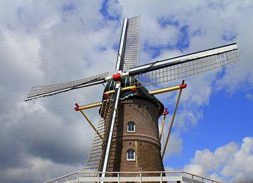 De Hollandse molen. sur Jose Lok