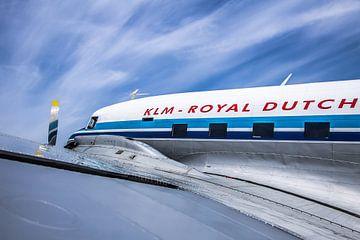 KLM Dakota DC-3  van