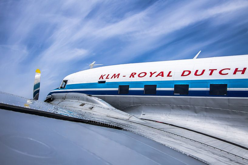 KLM Dakota DC-3  van Dennis Dieleman