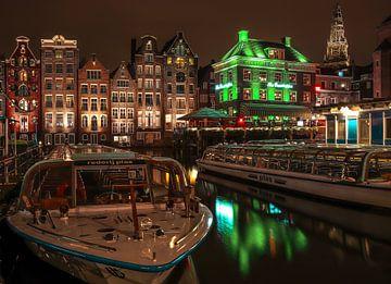 Amsterdam damrak grashopper van Mike Bot PhotographS