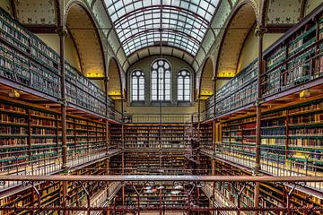 Bibliotheek van Mario Calma