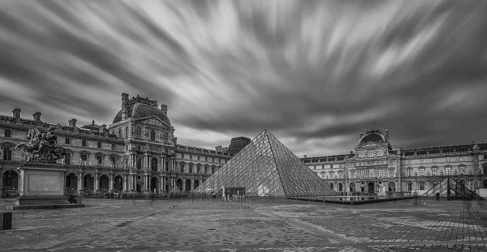 Paris -  Louvre museum, part two