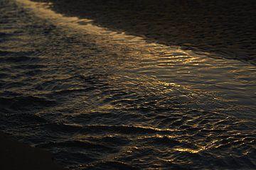 Eveningview at sea von Steven Massart