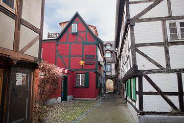 """Welterbestadt Quedlinburg - Hotel """"Vorhof zur Hölle"""" von t.ART"""