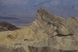 Death Valley Zabriskie Point van