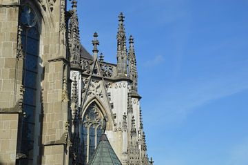 Sint Jan kathedraal, 's-Hertogenbosch van Verrassend Brabant
