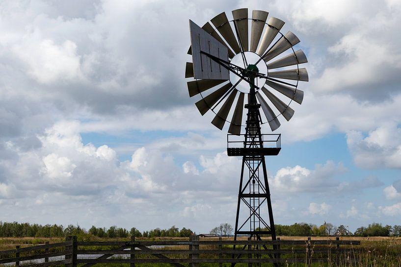 Windmaschine von Anjo ten Kate