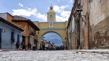 Antigua Guatemala von Joost Winkens