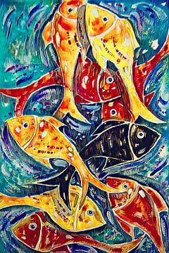 Negen Vissen van h-Edys