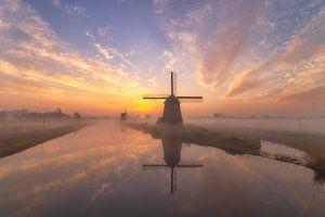 Hoornsevaart Molens Alkmaar