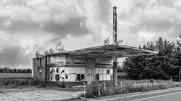 Tankstation van William Ploemen