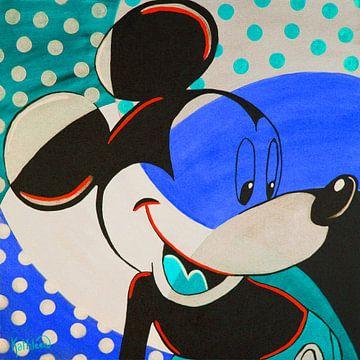 Micky Maus von Kathleen Artist Fine Art
