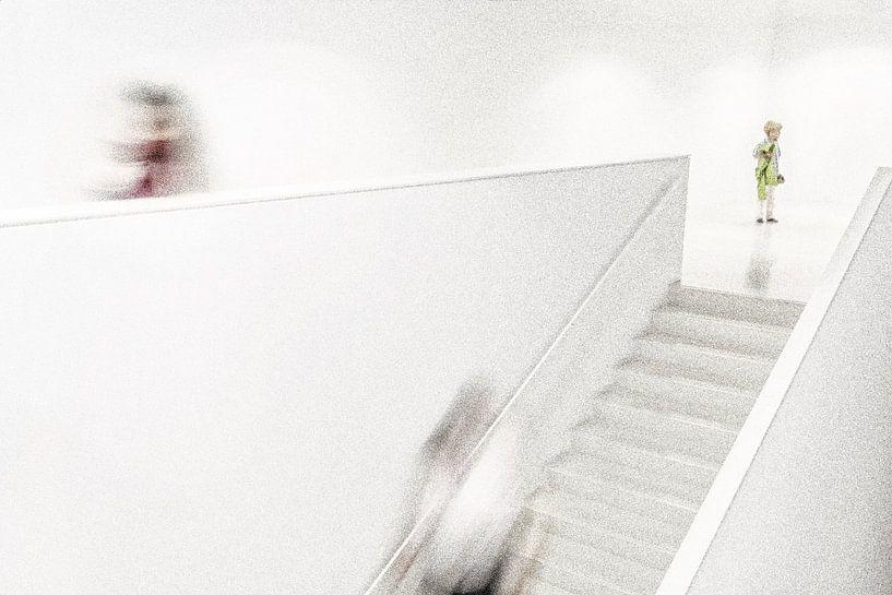 Puzzled, Eye Amsterdam 2012 van Xlix Fotografie
