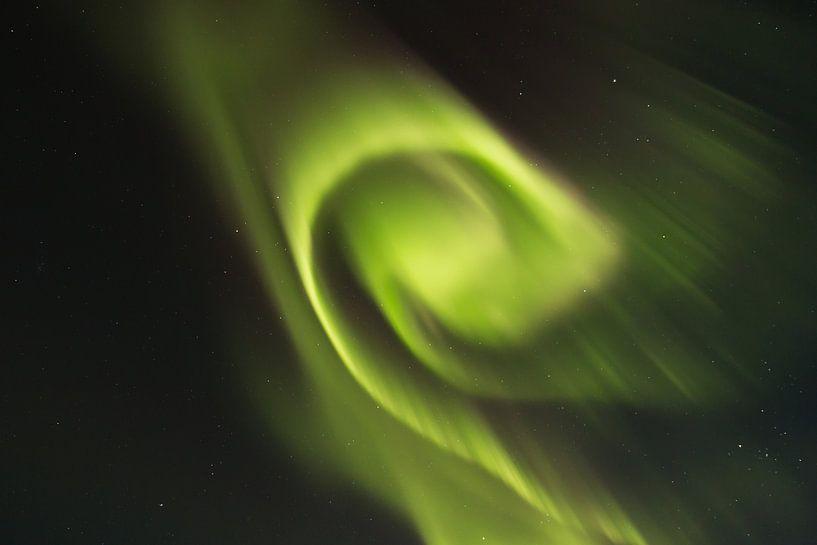 Nordlicht Island von Eefke Smets