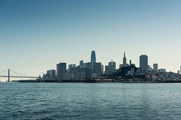 San Francisco - Skyline von Keesnan Dogger Fotografie