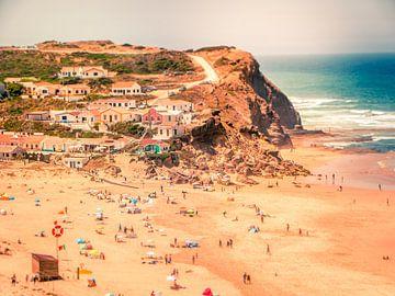 Het leven is goed op het strand II van Alexander Dorn