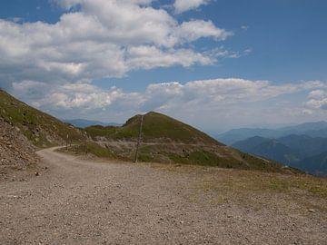 Uitzicht op Goldeck von Rinke Velds